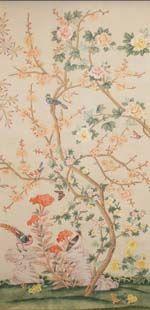 Hand Painted Scenic Mural - Stark Carpet