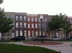 North Broadway Row Houses
