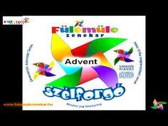 ADVENTI DAL gyerekeknek - Megzenésített vers - FÜLEMÜLE ZENEKAR - ADVENT - Gyerekeknek - YouTube Advent, Nintendo 64, November, Audio, Make It Yourself, Logos, Youtube, Nap, Minden