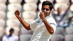 India is playing test against west indies. In this test, Bhuvanesh Kumar is taking more wickets.