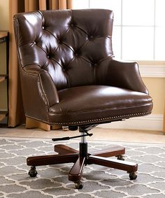 buy high back traditional tufted black leather executive swivel