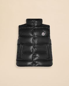 Moncler Boys' Puffer Vest - Sizes 8-14