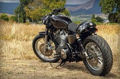 2008 HARLEY SPORTSTER - PACIFIC MOTORCYCLE CO - THE BIKE SHED