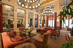 Hotel Monaco.  Seattle, Washington.  Amazing hospitality.
