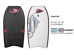 Manta Phantom 42'' Bodyboard