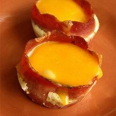 Individual Baked Eggs - Allrecipes.com