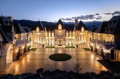 The Majestic Snowcapped Panorama Of Mt. Evans in Evergreen, CO, United States for sale (10970087) Master Suite, Mansion Global, Evergreen Colorado, Walnut Floors, Limestone Fireplace, Safe Room, Biltmore Estate, Ceiling Detail, International Real Estate