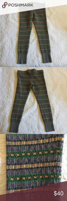 Fair Isle Leggings | Fair isles