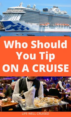 Cruise tipping, cruise gratuities and cruise service charges - it's all so confusing! Know how tipping works on a cruise ship and who you should tip (as well as who not to) is important to know before you go on your cruise. Cruise Packing Tips, Cruise Travel, Cruise Vacation, Cruise Ship Reviews, Best Cruise Ships, Top Cruise Lines, Cruise Ship Pictures, Cruise Tips Royal Caribbean, Norwegian Cruise Line