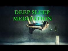 Guided meditation deep sleep - Floating into dreams, hypnosis before bed Deep Sleep Meditation, Reiki Meditation, Guided Meditation, Bedtime Yoga, Sleep Help, Music Heals, Subconscious Mind, Insomnia, Spiritual Awakening