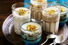 A spiced indian take on a classic dessert.