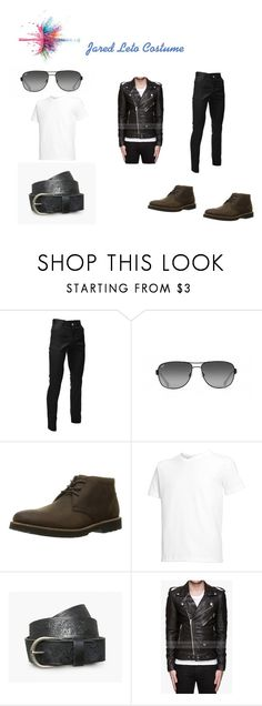"""""""30 Seconds To Mars Jared Leto Costume"""" by blackleatherjackets ❤ liked on Polyvore featuring Givenchy and jared"""
