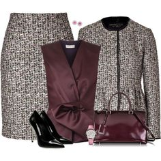 """""""Working 9 to 5"""" by hollyhalverson on Polyvore"""