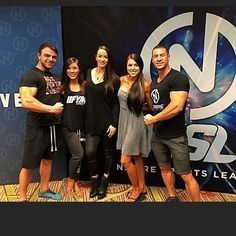 @nslcolorado #NSL2 Had an awesome time seeing everyone at the athletes meeting such as all these amazing people @sieracapesius @alexcarneiro @jen_thompsonfit while seeing all the athletes get checked in ready to rock the stage tomorrow showing their personal best. It's different being at a show just to observe rather than actually compete but I know everything happens for a reason & I'm still going to have a blast cheering everyone on and enjoying this entire weekend as a whole. My bae…