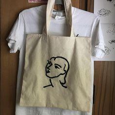 Reusable Tote Bags, Big, Shopping, Instagram, Fashion, Moda, Fashion Styles, Fashion Illustrations, Fashion Models