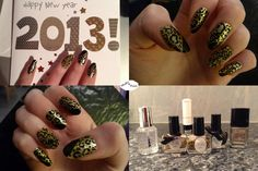 Painting your nails? Take a look at 'Shake & Paint: Happy New Year!' #nailart