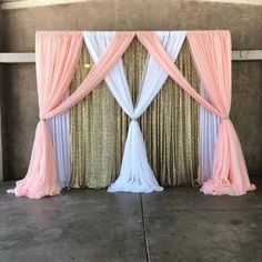Save up to strengthened quinceanera party decorations Pink And Gold Decorations, Sweet 16 Decorations, Quince Decorations, Backdrop Decorations, Birthday Decorations, Quinceanera Planning, Quinceanera Themes, Sweet 15 Quinceanera, Pink Backdrop