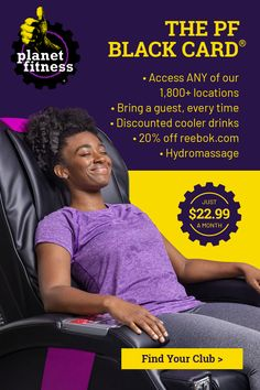 With Planet Fitness You Get The Best Experience Look Forward ! mit planet fitness erhalten sie die beste erfahrung With Planet Fitness You Get The Best Experience Look Forward ! Planet Fitness Workout, Fitness Tips, Health Fitness, Planet Fitness Black Card, How To Stay Healthy, Healthy Life, Gyms Near Me, Lower Abs, Fast Weight Loss