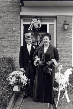 Frans trouwt met tante Lien; de liefde van zijn leven