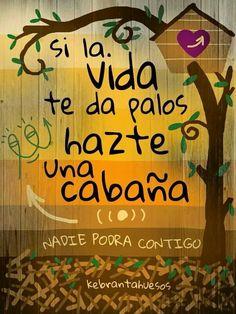 #vida #feliz #amor #palabras