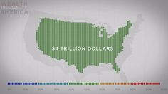 The issue of wealth inequality across the United States is well known, but this video shows you the extent of that imbalance in dramatic and graphic fashion.    The video, which started going viral on Friday and whose traffic continues to climb on YouTube — reflects the facts as seen from many different sources. We present it without comment, letting you, our readers, be the judge.