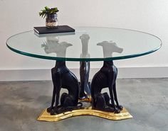 Maitland-Smith-Whippet-Cocktail-Table