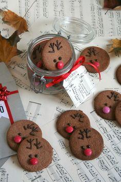 biscotti renna