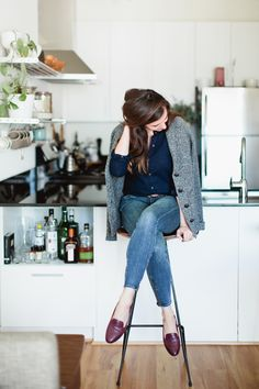 Madewell via @Kate @ Wit + Delight