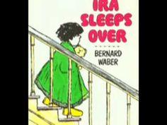 Ira Sleeps Over: read aloud audio