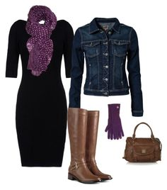Autumn by lady-planeswalker on Polyvore featuring polyvore, fashion, style, Blumarine, ONLY, Cole Haan, Nica and Lauren Ralph Lauren