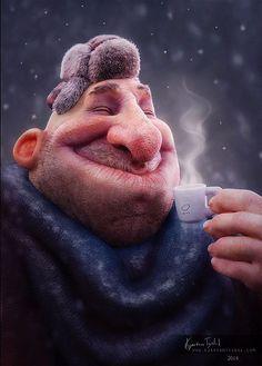 Kjartan Tysdal.......Happy Boris-Render.... Click on image to enlarge....