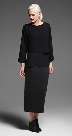 Our Favorite Fall/Winter Looks & Styles for Women | EILEEN FISHER