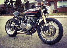 Honda CB550 1978
