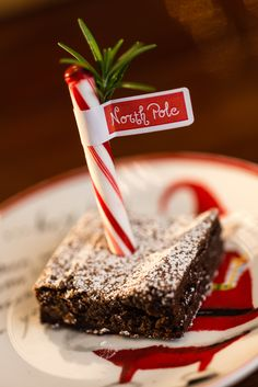 North Pole Brownies from Everyday Good Thinking, the official blog of @hamiltonbeach