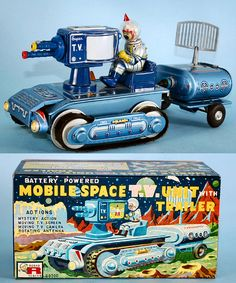 this is the best space tin toy ever made