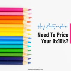 What if I told you that your photography pricing plays a huge factor in how much money you'll make in your photography business? That little 8×10 is not just a product you sell, it's the canary in the coal mine. It's the #1 number your clients use to compare you with every other photographer, and it's how you are measured against them! I'm going to show you 4 steps to making a solid profit on your 8×10 prints Photography Pricing, Photography Business, Coal Mining, Business Tips, Plays, Told You So, Joy, Number, Teaching