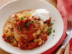 Chicken and Rice Casserole #RecipeOfTheDay