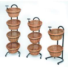 Wicker Display Baskets Item No. 81201