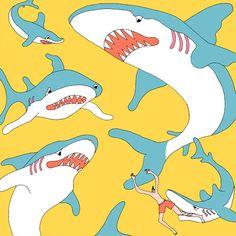 Wakana Yamazaki 「Shark 」2014