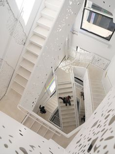 NYU Department of Philosophy, New York, 2007 - Steven Holl Architects