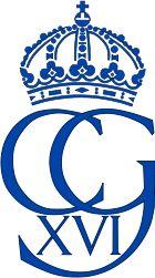 Royal Monogram of King Carl XVI Gustaf of Sweden - Carl XVI Gustaf of Sweden - Wikipedia, the free encyclopedia