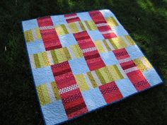 Simple Modern Baby Quilts 2