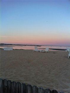 Beach day's end, Hyannis, Cape Cod