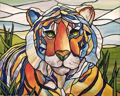 This Tiger is really awesome and cool