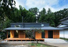 소박한 아름다움을 위한 단독주택 디자인 아이디어 (출처 Juhwan Moon)