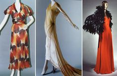 Madeleine Vionnet was a revolutionary designer for her time; not as universally well known as Coco Chanel but just as influential to the world of fashion. She is credited with creating the bias cut, a technique of cutting on the diagonal grain of the fabric which creates a sinuous and slightly clingy silhouette