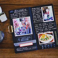 #travelersnotebook #midoritravelersnotebook #travel