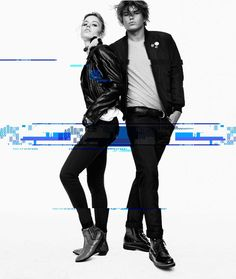 Jordan Barrett Stars in Pepe Jeans Fall Winter 2016.17 Campaign