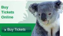Dates available for staying at Taronga's Roar and Snore | Taronga Conservation Society Australia
