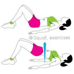 Squat exercises